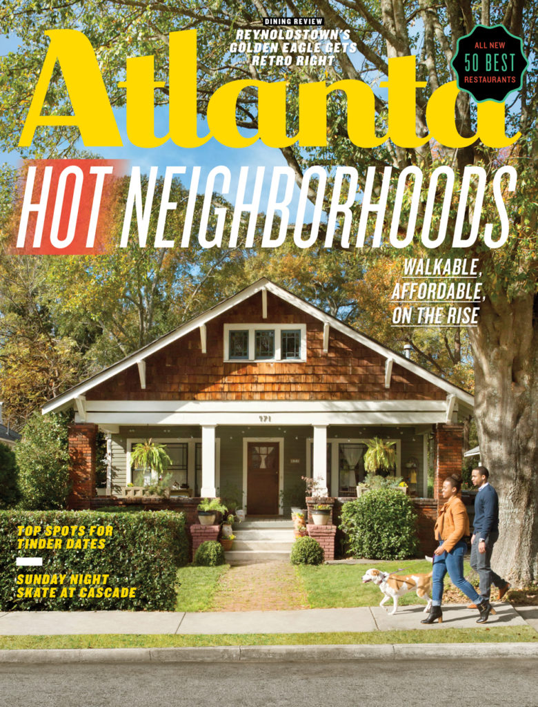 Atlanta Magazine Cover