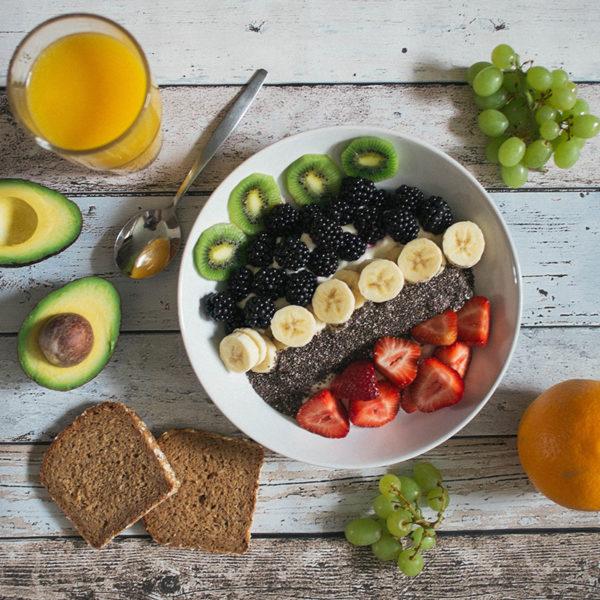 Healthy Vegan Brunch